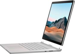 """Microsoft - Surface Book 3 15"""" Touch-Screen PixelSense™ - 2-in-1 Laptop - Intel Core i7 - 32GB Memory - 1TB SSD - Platinum"""