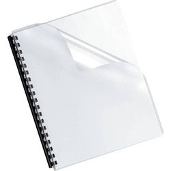 Fellowes - Crystals Binding Cover (100-Pack) - Clear