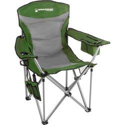 Wakeman - Heavy-Duty Camp Chair - Green
