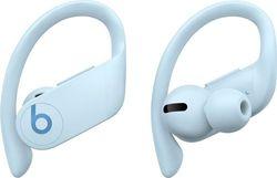 Beats by Dr. Dre - Geek Squad Certified Refurbished Powerbeats Pro Totally Wireless Earphones - Glacier Blue
