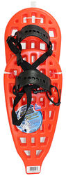 ESP Sno Dogs Kid's Poly Snowshoes - Great for Beginners - Orange