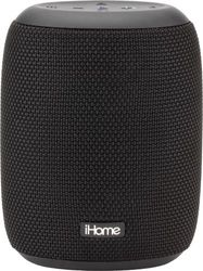 iHome - PlayPro - Rechargeable Waterproof Portable Bluetooth Speaker System with Mega Battery - Black