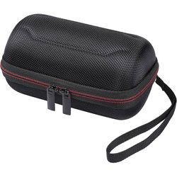 SaharaCase - Travel Carrying Case for Sony SRS-XB12 and EXTRA BASS Compact SRS-XB13 Bluetooth Speaker - Black