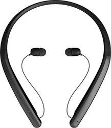 LG - Geek Squad Certified Refurbished TONE Flex HBS-XL7 Wireless In-Ear Headphones - Black