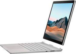 Microsoft - Geek Squad Certified Refurbished Surface Book 3 - Intel Core i7 - 16GB - NVIDIA GeForce GTX 1650 Max-Q - 256GB SSD - Platinum
