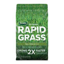 Scotts Turf Builder Rapid Grass Tall Fescue Mix 5.6 lbs. - Blue