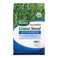 Scotts - Scotts® Turf Builder® Grass Seed Sun & Shade Mix® *Not available in LA. - Tan