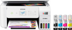 Epson - EcoTank ET-2800 Wireless Color All-in-One Cartridge-Free Supertank Printer with Scan and Copy