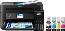 Epson - EcoTank ET-4850 All-in-One Cartridge-Free Supertank Printer