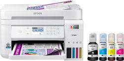 Epson - EcoTank ET-3850 All-in-One Cartridge-Free Supertank Printer