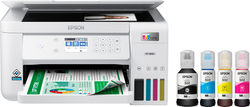 Epson - EcoTank ET-3830 All-in-One Cartridge-Free Supertank Printer