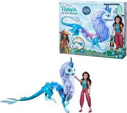 Disney Princess - Disney's Raya and The Last Dragon Color Splash Raya and Sisu