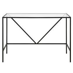 Camden&Wells - Draper Writing Desk - Blackened Bronze