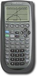 Texas Instruments - TI-89 Titanium Graphing Calculator, Pixel Display