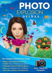 Nova - Photo Explosion Deluxe Version 5 - Windows