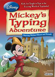 Individual Software - Mickey's Typing Adventure - Windows