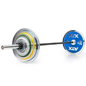 ATX Vorteilspaket! ATX® Powerlifting - Hantelsatz 127,5 kg