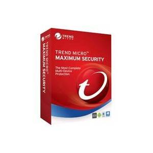 Trend Micro Maximum Security 3 Geräte Multi Device