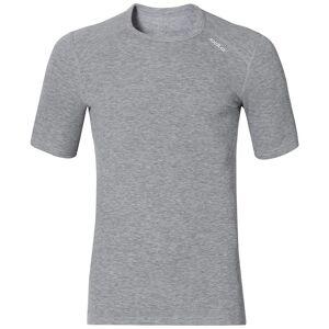 Odlo Herren ACTIVE WARM Funktionsunterwäsche T-Shirt, male, grey melange, XXL
