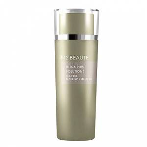 M2 Beauté Ultra Pure Solutions Oil-Free Make-Up Remover 150ml