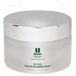 MBR BioChange® Cell-Power Neck & Decolleté Cream 200ml