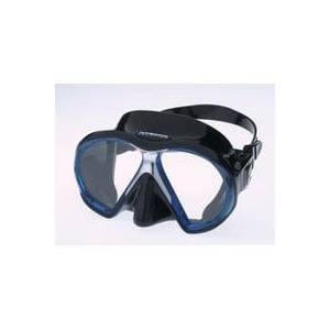 Atomic SubFrame Tauchmaske schwarz/blau