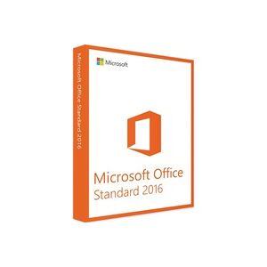 Microsoft Office 2016 Standard - Produktschlüssel - Vollversion - Sofort-Download