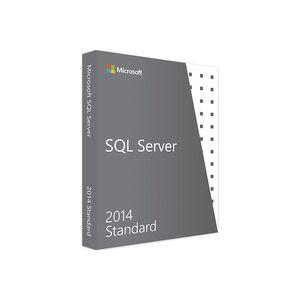 Microsoft SQL Server 2014 Standard - Produktschlüssel - Vollversion - Sofort-Download