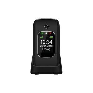 Bea-fon SL640 Smartphone 7,11 cm (2.8 Zoll) Dual Sim (Schwarz, Silber) (Schwarz, Silber)
