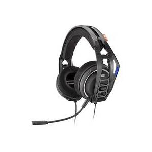 Schwarzkopf Plantronics RIG400HS Gaming Kopfhörer Sony PlayStation 4 kabelgebunden (Schwarz, Blau) (Versandkostenfrei)