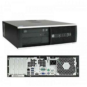 HP Wie neu: HP Elite 8300 SFF Intel 3rd Gen i7-3770 16 GB 512 GB SSD DVD-RW Win 10 Pro