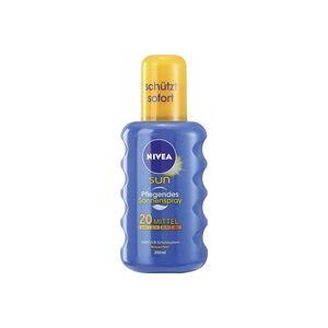 NIVEA 200ml Nivea Sonneschutz Spray Schutzfaktor 20 Mittel Sonnenschutzcreme