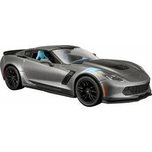 Maisto® Spielzeug-Auto »Chevrolet Corvette Grand Sport 17, 1:24, grau«