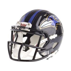 Riddell Sammelfigur »Mini Football Helm NFL Speed Baltimore Ravens«