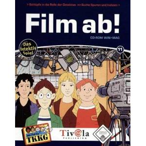 Stefan Wolf - TKKG: Film ab!