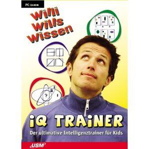 United Soft Media Verlag - Willi wills wissen - IQ Trainer Band 1