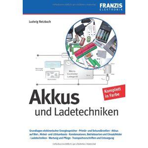 Ludwig Retzbach - Akkus und Ladetechniken