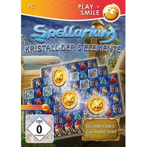 Astragon - Spellarium: Kristall der 6 Elemente