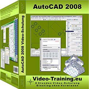 Mohammed Mezmiz - AutoCAD 2008 Multimedia Seminar: Video-Schulung auf DVD Inkl. AutoCAD 2008 Volltestversion