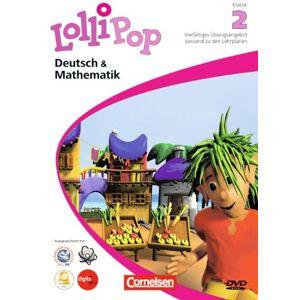 Cornelsen - LolliPop Multimedia Deutsch/Mathematik - 2. Klasse (DVD-Rom)
