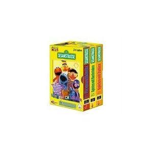 HMH Hamburger Medien Haus - Sesamstraße: 3er Box (2-4 Jahre) Spielerisch lernen
