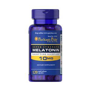 vitanatural melatonin 10 mg - 120 kapseln