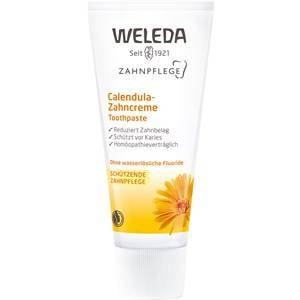 Weleda Gesichtspflege Zahn- und Mundpflege Calendula-Zahncreme 75 ml