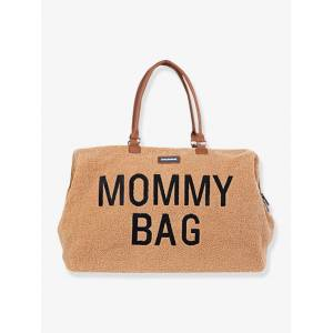 """Childhome Große Wickeltasche """"Mommy bag"""", Teddyfleece CHILDHOME beige"""