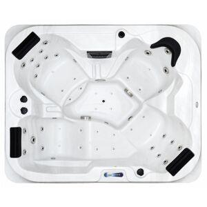 Spatec Jacuzzi Spa de exterior - SPAtec 500B blanco
