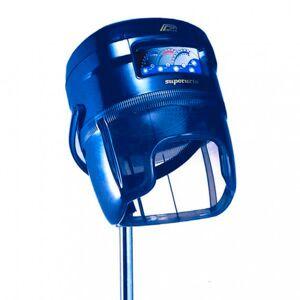 Parlux Secador Casco Superaria Azul Elec. Pie