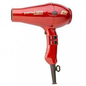 Parlux Secador 3200 Compact Rojo