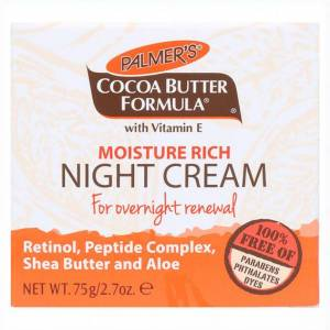 Palmers Cbf Moisture Rich Night Cream 75g
