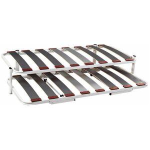 RELAX Conjunto Nido Combi cama superior o inferior altura 35 cm 80x182cm