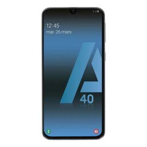Samsung Galaxy A40 Duos (A405FN/DS) 64GB blanco - Reacondicionado: como nuevo 30 meses de garantía Envío gratuito